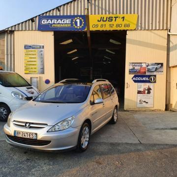 A SAISIR Peugeot 307 CT OK 7 PLACES 7 SIEGES 110CV  CT OK  ANNEE 2005