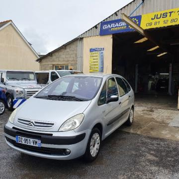 !!! A SAISIR !!! TRES BEAU Citroën Xsara Picasso 1.6 HDI 92 CV EXCLUSIVE Economique