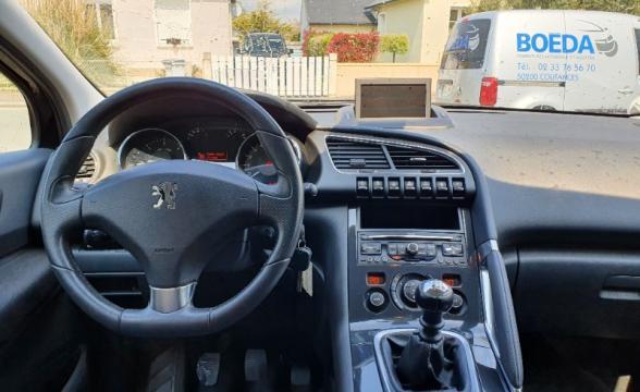 Très beau Peugeot 3008 ALLURE 1.6 HDI 112 CV GPS ANNEE 2011 FULL OPTIONS