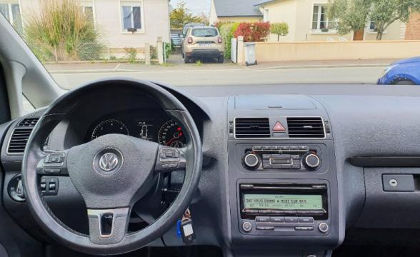 !!! A SAISIR !!!  Volkswagen Touran 1.6 TDI 105 7 PLACES CONFORTLINE