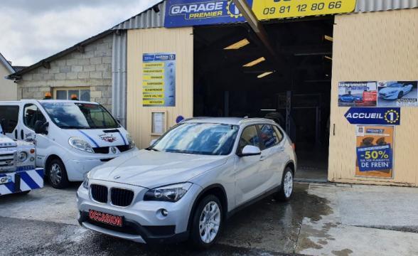!!!NOUVEAUTE CHEZ JUST1 GARAGE!!! MAGNIFIQUE BMW X1 XDRIVE (E84)