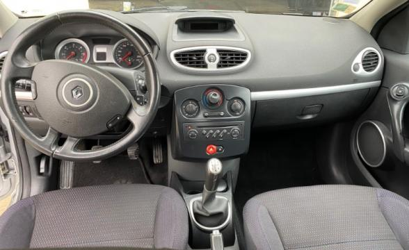RENAULT CLIO III PHASE 1 GRIS DIESEL 5PORTES  1.5L DCI 125000KMS